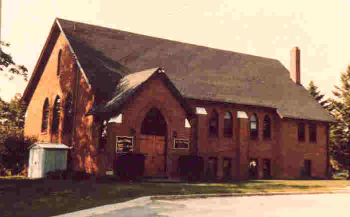 Ruthven United Church 1980